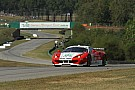 Sweedler and Bell finish 10th in the Team West/AJR Ferrari at VIR