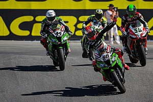 World Superbike Race report Tom Sykes completes stellar weekend with double win at Magny-Cours