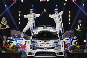 WRC Race report Ogier shows champion's class to win in France