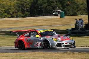 ALMS Race report Heartbreak in VIRginia for Pumpelly