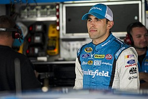 NASCAR Sprint Cup Preview Almirola and No. 43 Team hope to keep momentum from last week's top-10 at Charlotte