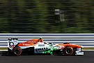 Good results for Force India team at Suzulka practice session
