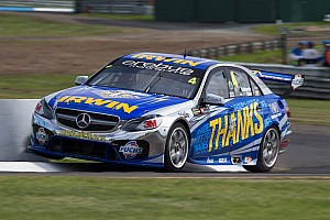 V8 Supercars Qualifying report Solid qualifying continues Erebus' Bathurst build-up