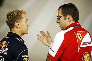 Ferrari boss compares Vettel to Schumacher