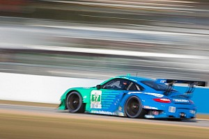 ALMS Breaking news Team Falken Tire brings Nick Tandy and new livery to Petit Le Mans