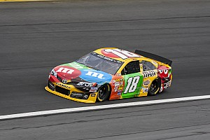 NASCAR Sprint Cup Race report Busch bounces back at Charlotte