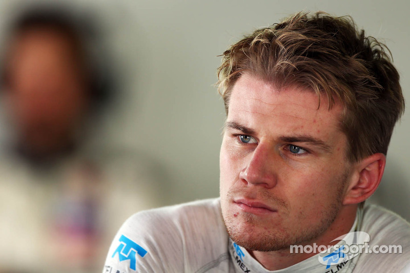 Hot rumour - Hulkenberg's future now secure