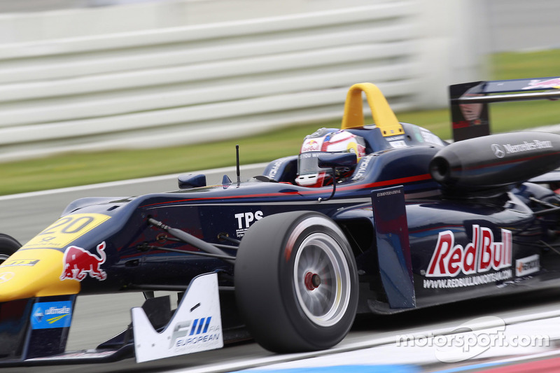 A weekend of disappointment for Blomqvist at Vallelunga