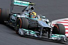 Vettel 'walking it' at top of Formula One tree - Hamilton