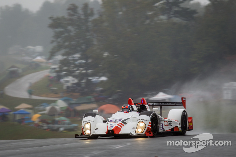 PC championship hangs in balance for CORE autosport at Road Atlanta