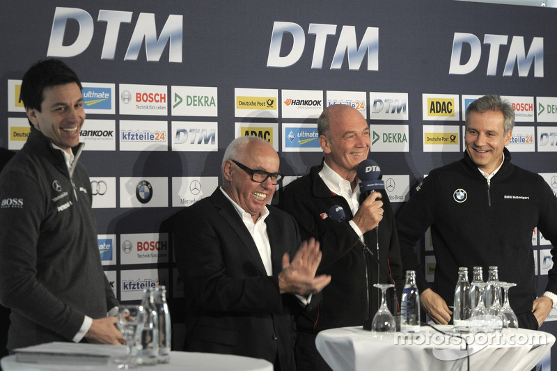 "Hans Werner Aufrecht: ""An absolutely worthy DTM Champion"""
