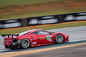 ALMS Race report Risi Competizione returns to podium at Petit Le Mans