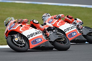 MotoGP Race report Hayden 7th at Phillip Island, Dovizioso 9th