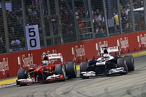 Massa to replace Maldonado at Williams