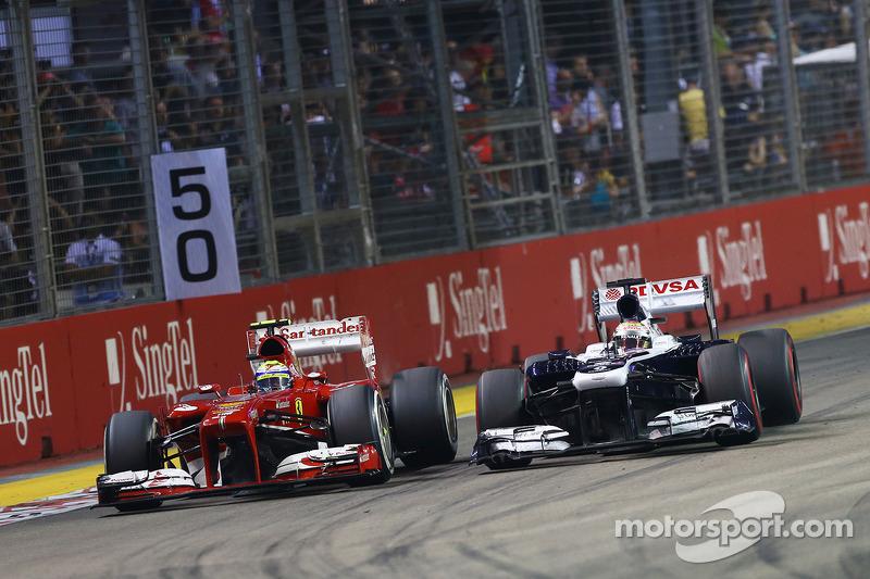 Massa to replace Maldonado at Williams