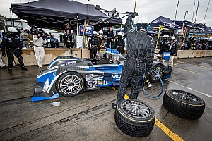 ALMS Race report Perseverance pays off in Guasch's race to prototype challenge crown