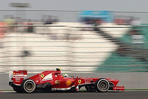 Formula 1 Qualifying report Scuderia Ferrari uses different strategies for Indian qualifying