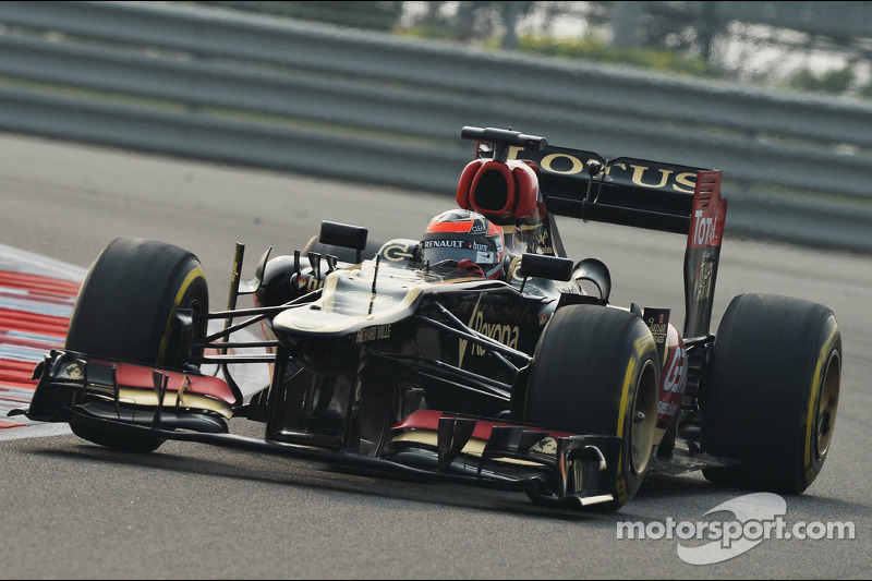 Lotus apologises after Permane death threats