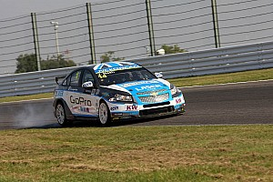WTCC Preview Nash could win the Yokohama Independents award this coming weekend