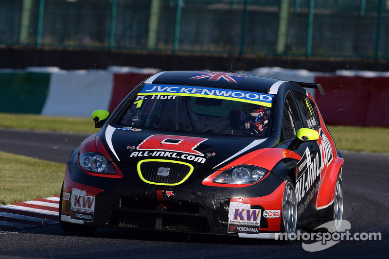 Münnich Motorsport starts final spurt of the season in Shanghai