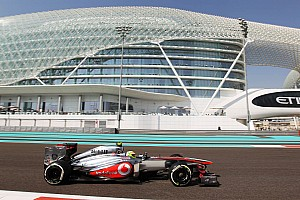 Perez 'deserves' McLaren seat in 2014 - Button