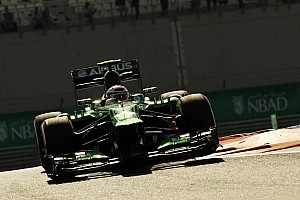 Formula 1 Breaking news No more Fridays for Kovalainen in 2013