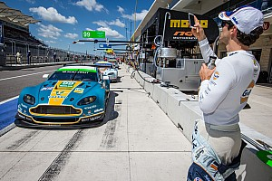 WEC Preview Aston Martin returns to Shanghai with sights set on repeat success