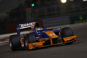 Quaife-Hobbs ends season at Abu Dhabi on a charge