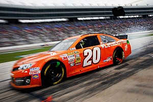 NASCAR Sprint Cup Analysis Kenseth maintains Chase pace at TMS