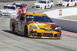 NASCAR Sprint Cup Preview Kyle Busch feeling at home in the desert
