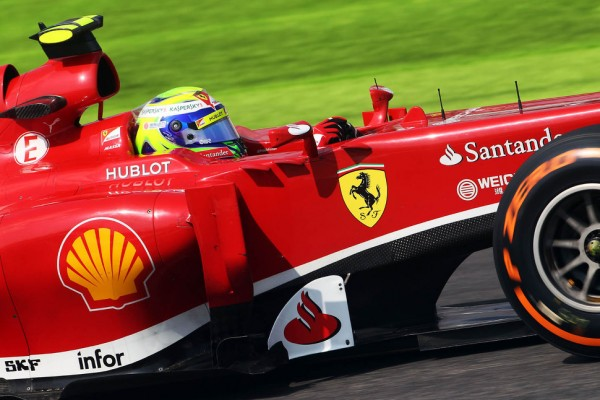 Felipe Massa: always a Ferrari man
