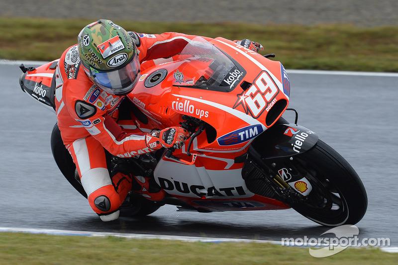 Ducati Team arrives in Spain for Valencia GP season finale