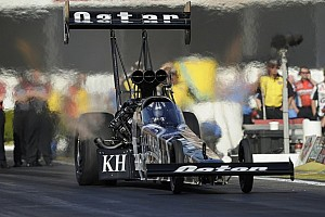 NHRA Qualifying report Langdon, Beckman, Edwards and A.Arana lead first qualifying day at Pomona