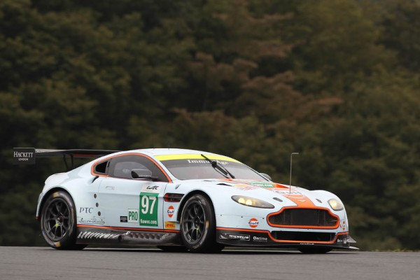 Aston Martin claim another LMGTE double pole at Shanghai