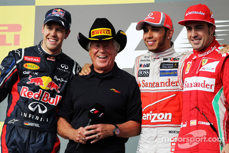 Formula One drivers weigh in on Austin Grand Prix one week before the race