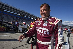 Ryan Newman, one last ride