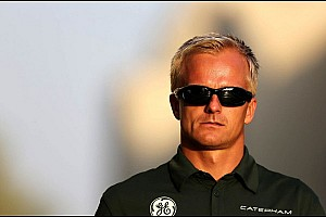 Formula 1 Breaking news Lotus confirms Kovalainen