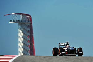 A positive Friday practice for Sauber on the Circuit of the Americas