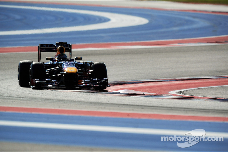 Nothing new: Red Bull 1,2 on qualifying at COTA