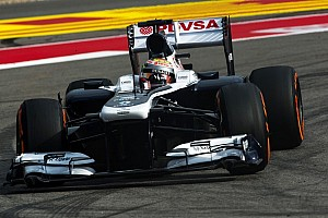 Formula 1 Breaking news Maldonado accuses Williams of sabotaging car