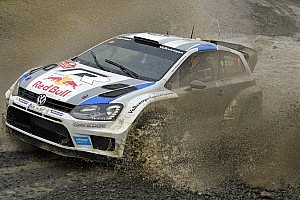 WRC Race report Ogier wins in Wales Rally GB