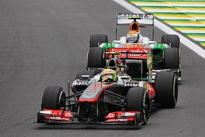 Formula 1 Breaking news Hulkenberg and Perez for Force India in 2014