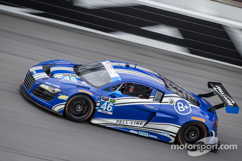 Fall-Line Motorsports wraps up successful pre-season testing program