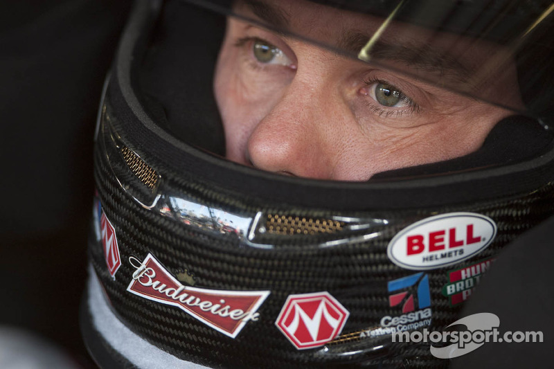 A scary situation for the Harvick family
