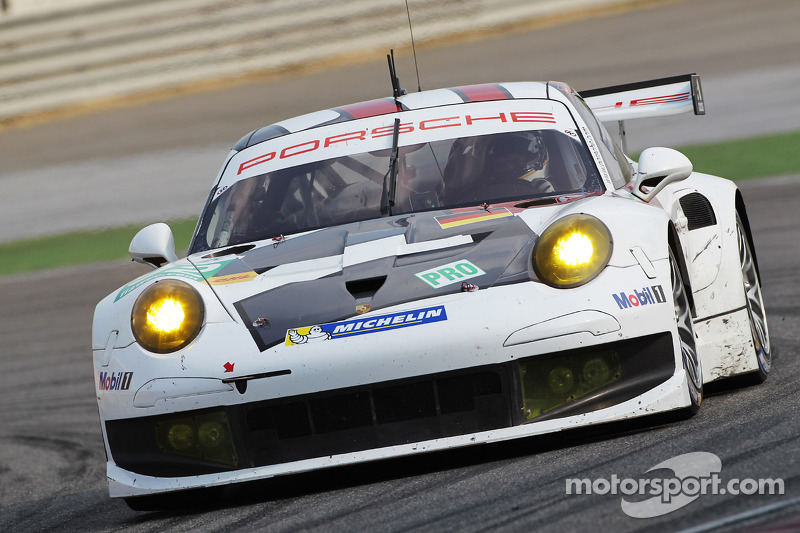 Porsche confirms LMGTE programme for 2014