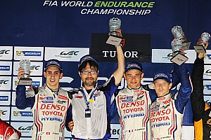 WEC Race report Victory for Toyota Racing in Bahrain