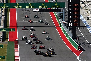 The clash: Formula One and NASCAR weekends compete in Texas