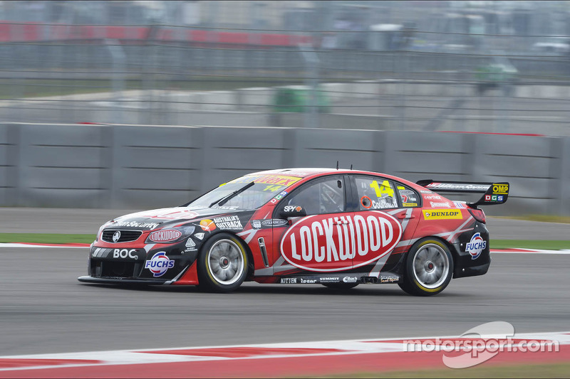 Slip-up masks Coulthard's pace at Sydney