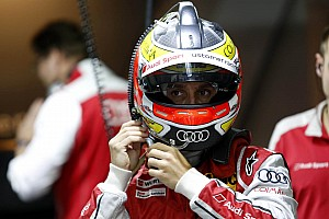 Audi is pleased with DTM test in Spain