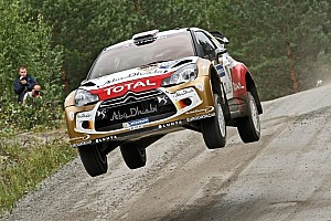 WRC Breaking news  Citroën announces 2014 drivers